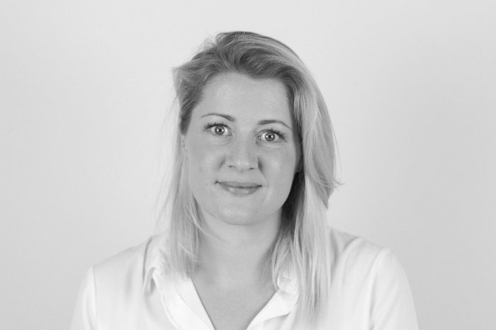Lina Lindfors Projektledare
